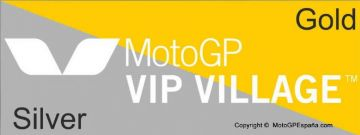 Pase Junior SILVER+GOLD MotoGP VIP VILLAGE™