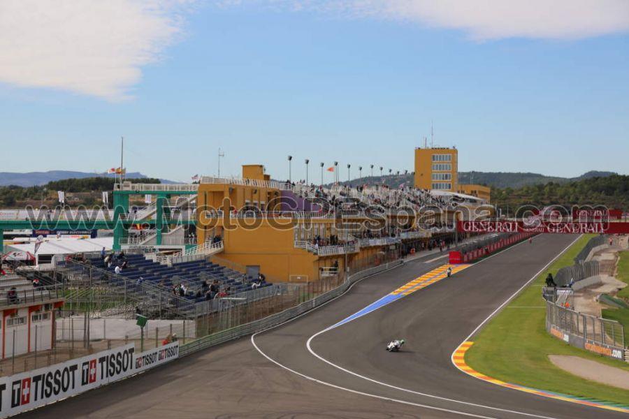 Circuito Ricardo Tormo : Tribuna boxes circuito cheste gp valencia motogp españa