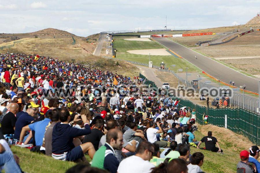 Circuito Aragon : Moto gp aragon motogp españa