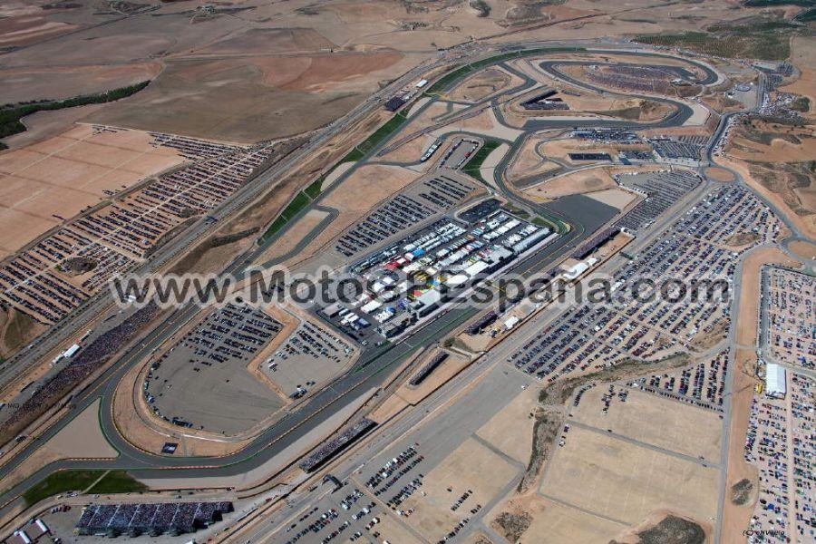 Circuito Motorland : Moto gp aragon motogp españa
