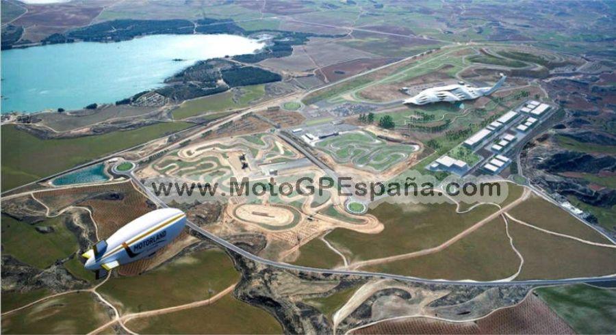Circuito Alcañiz : Moto gp aragon motogp españa