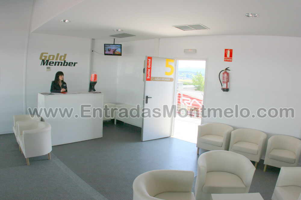 VIP Suite Gold Circuit de Catalunya